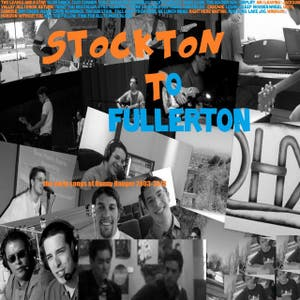 Stockton to Fullerton: The Early Songs of Danny Hauger