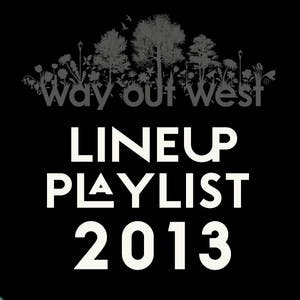 Way Out West 2013 - Lineup