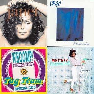 Hot 100 1993