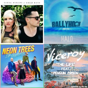 Hollister Vibe 2014 Summer Playlist