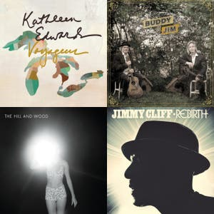 WNRN Top 100 Albums of 2012 Countdown