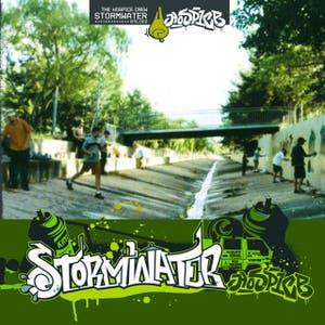 Hospice Crew Stormwater Album Art