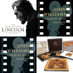 Soundtracks and Scores: John Williams
