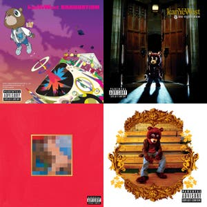 VH1 Presents: The 35 Greatest Kanye West Songs (In Honor Of His 35th Birthday)