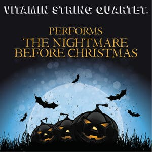 Vitamin String Quartet Performs The Nightmare Before Christmas
