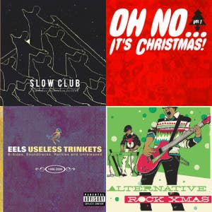 all the christmas music you could ever dream of