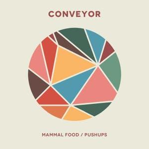Mammal Food / Pushups - Single