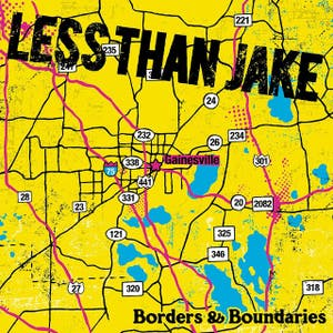 Borders & Boundaries (reissue)