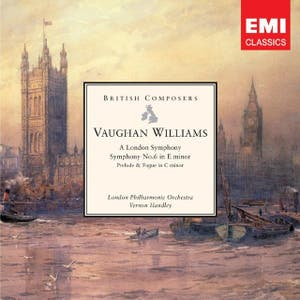 Vaughan Williams: A London Symphony, Symphony No. 6 in E minor etc