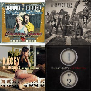 2013 Top 10 Country Albums