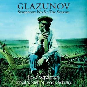 Glazunov : Symphony No.5 & The Seasons