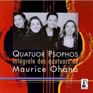 Intégrale Des Quatuors De Maurice Ohana