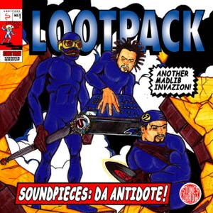 Soundpieces: Da Antidote