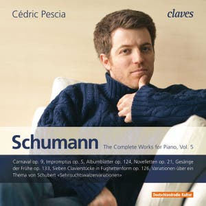 Schumann - The Complete Works for Piano, Vol. 5
