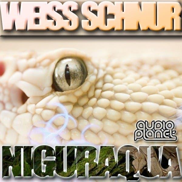 Weiss Schnur