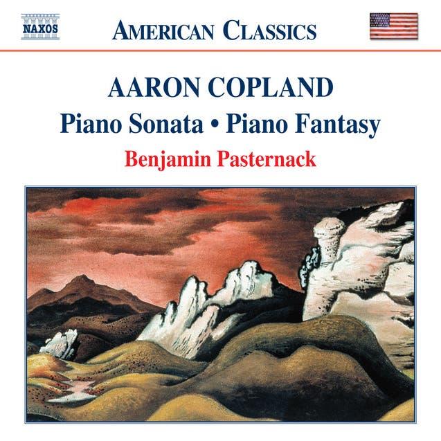 Aaron Copland: Piano Sonata/Piano Fantasy