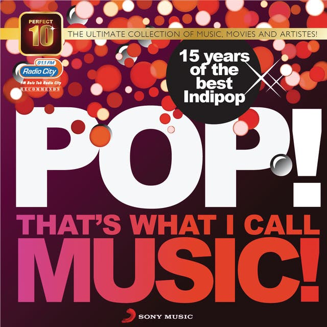 Perfect 10: Pop! That's What I Call Music!