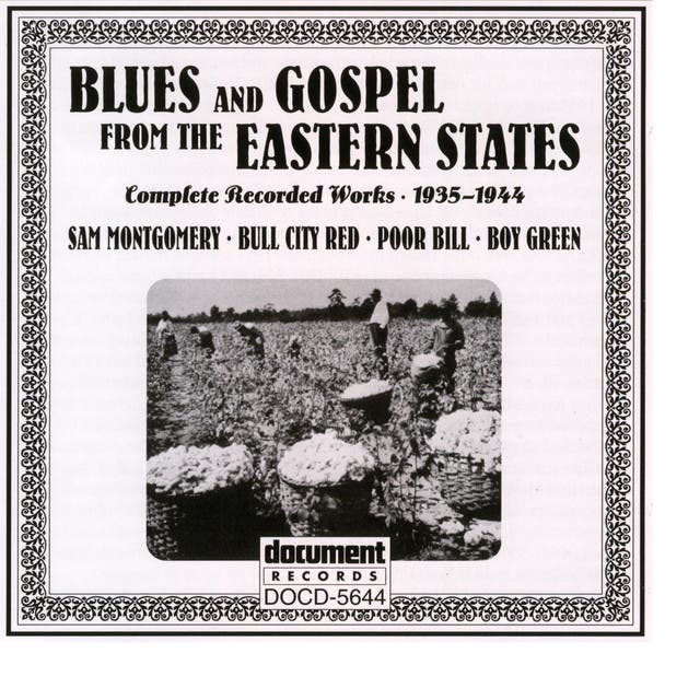 Blues And Gospel From The Eastern States (1935-1944)