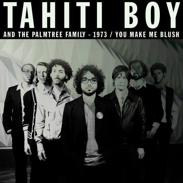 Tahiti Boy And The Palmtree Family
