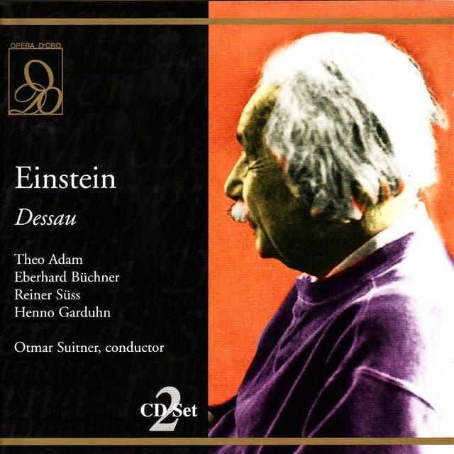 Dessau: Einstein