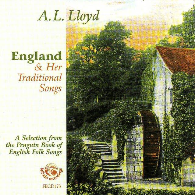 A L Lloyd image