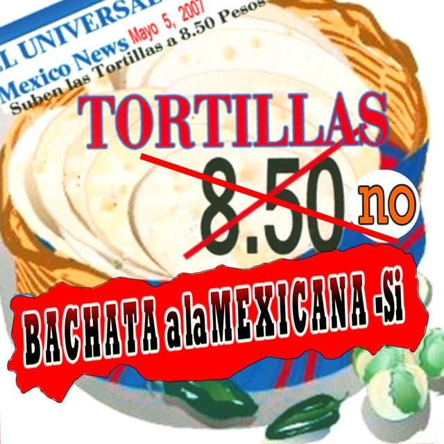 Bachata A La Mexicana image