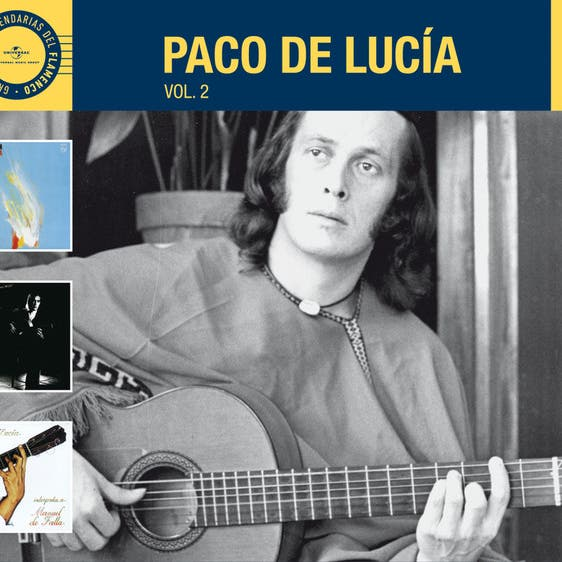 Caja Paco De Lucía Vol.2