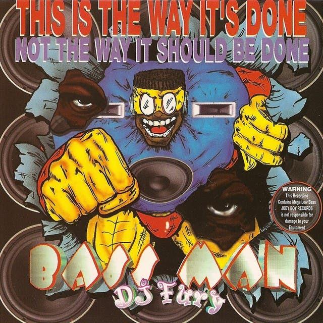 Bass Man DJ Fury