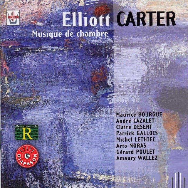 Carter : Musique De Chambre