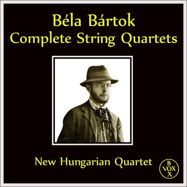 New Hungarian Quartet