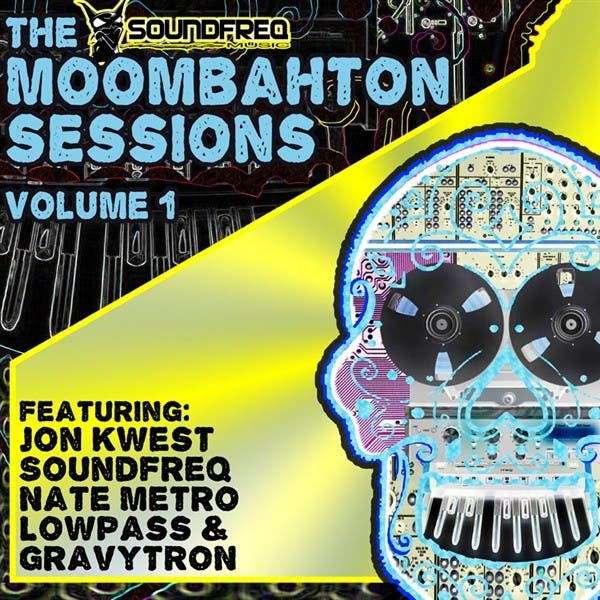 The Soundfreq Moombahton Sessions Vol 1