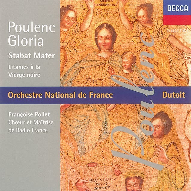 Various Artists & R.T.F. Choeur De Radio France & R.T.F. Maitrise De Radio France & Orchestre National De France & Charles Dutoit