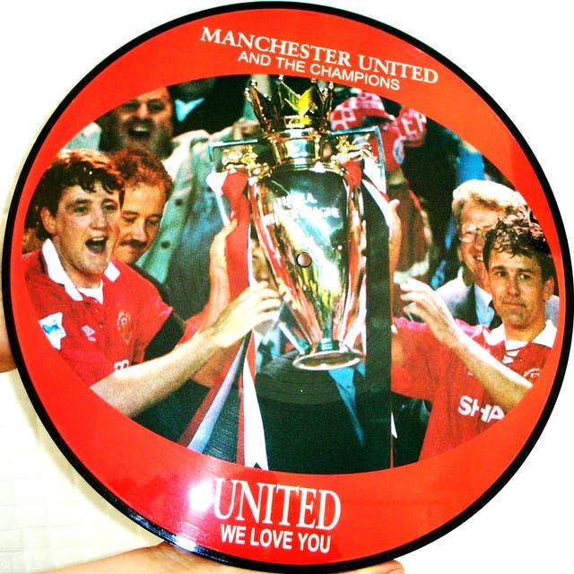 Man Utd & Champions