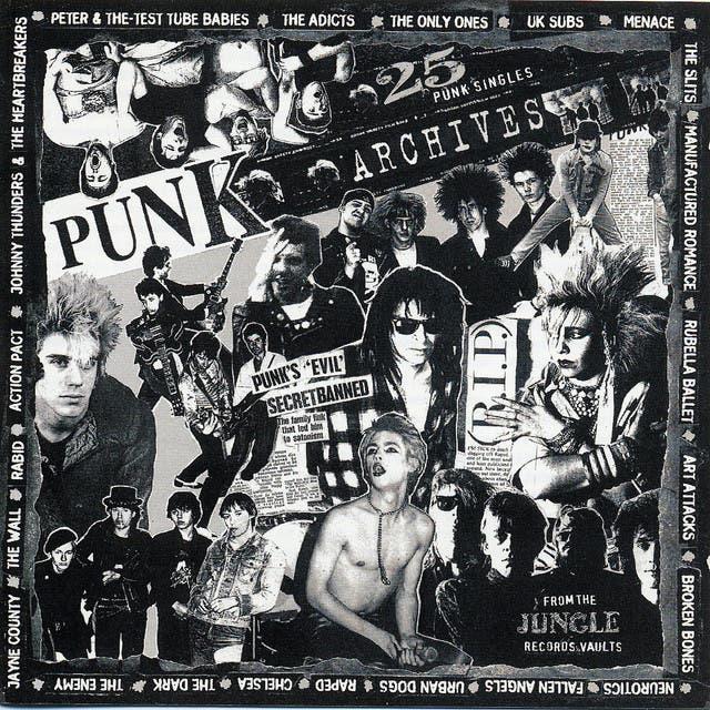 Punk Archives - 25 Punk Singles