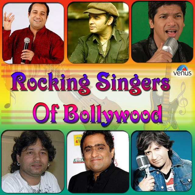 Rocking Singers Of Bollywood
