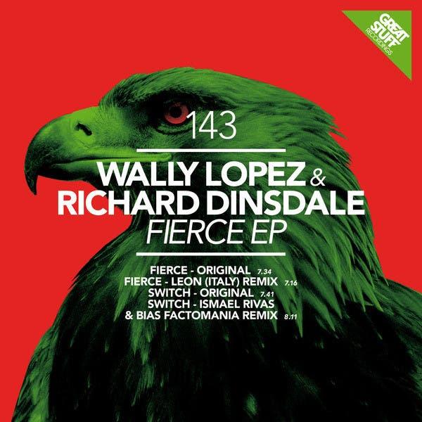 Wally Lopez & Richard Dinsdale