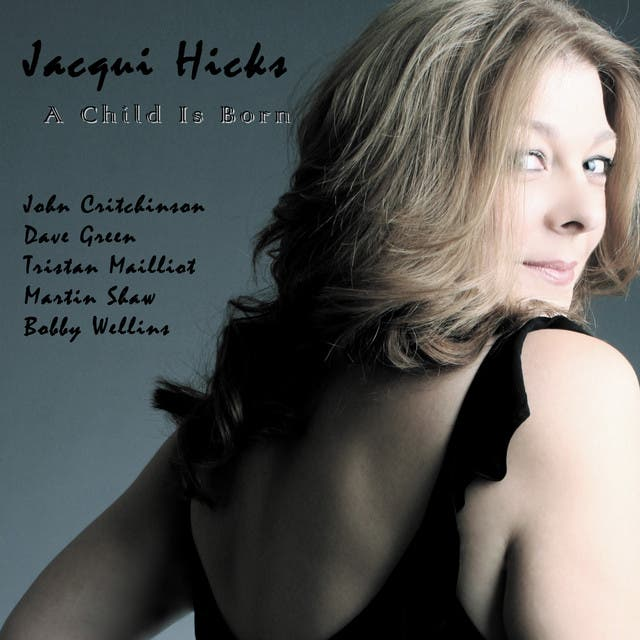 Jacqui Hicks With The John Critchinson Trio