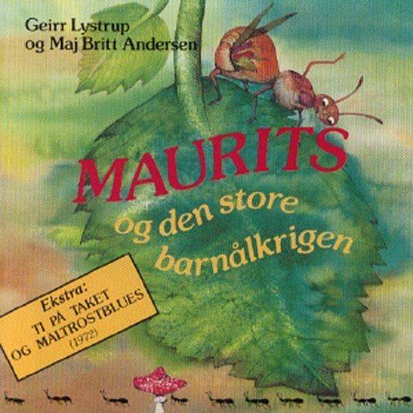Geirr Lystrup & Maj Britt Andersen