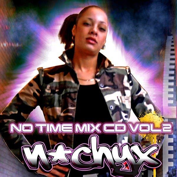 No Time Mix CD Vol 2