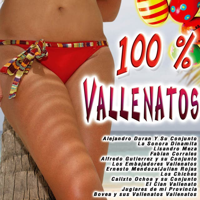 Vallenatos 100%