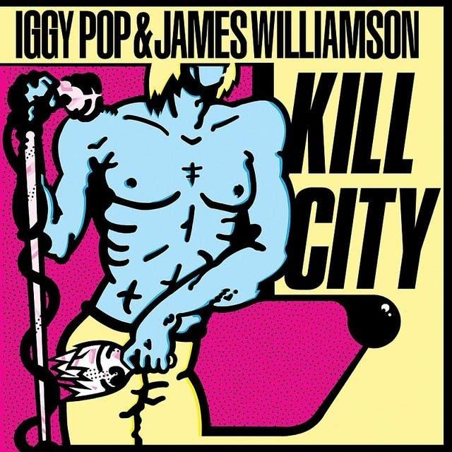 Iggy Pop & James Williamson