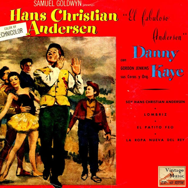 Danny Kaye And Gordon Jenkins Orchestra