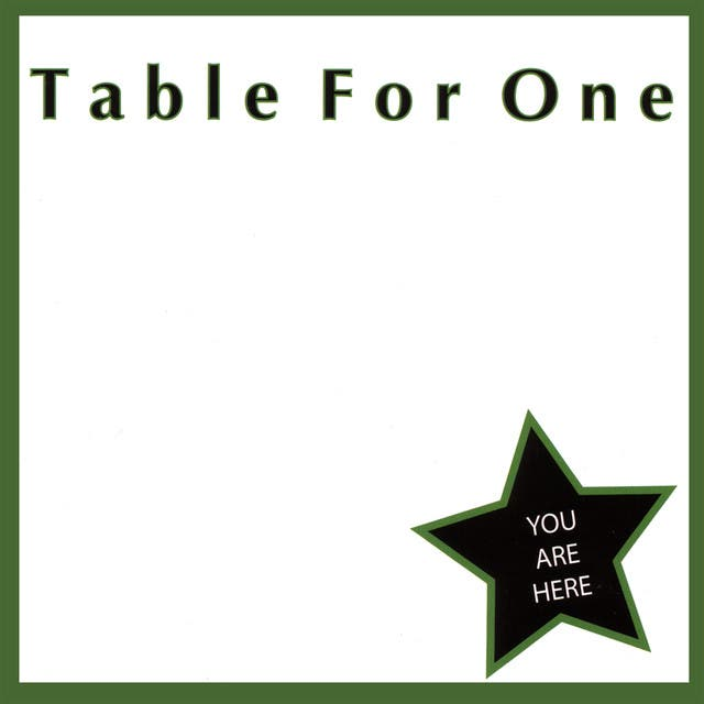 Table For One image