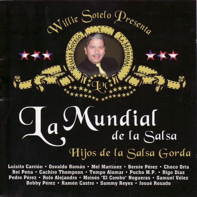 Willie Sotelo Y La Mundial De La Salsa