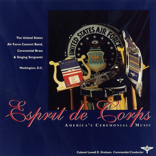 US Air Force Concert Band, Ceremonial Brass & Singing Sergeants image