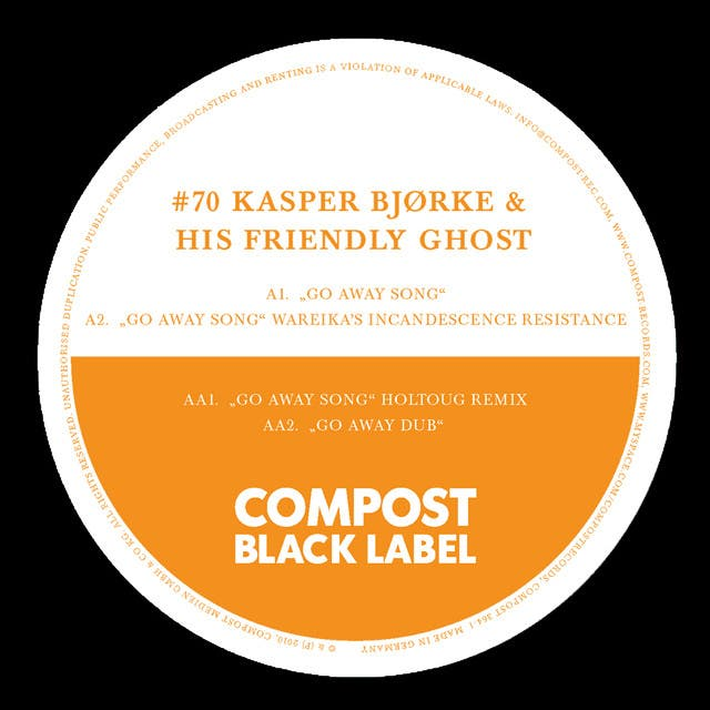 Kasper Bjørke & His Friendly Ghost