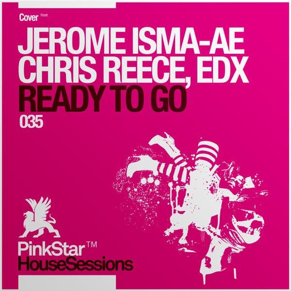 EDX, Chris Reece & Jerome Isma-Ae
