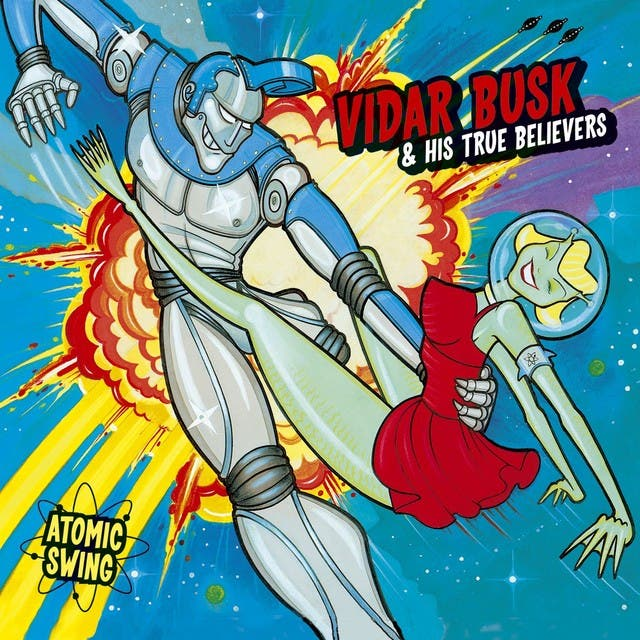 Vidar Busk & His True Believers