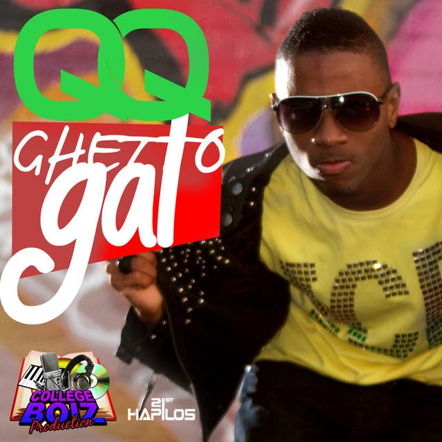 Ghetto Gal - Single