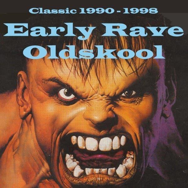 Classic 1990 - 1998 Early Rave Oldskool